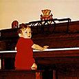 Mes premiers pas ... au piano - St-Félicien 1960
