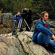 Luc - Tournage du vidéoclip Bélugas - Tadoussac 93