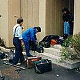 Fin de journée de tournage du vidéoclip Bélugas - Tadoussac 93