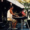 Tournée du Luc Hamel Jazz Quartet  dans les parcs de Montréal 90