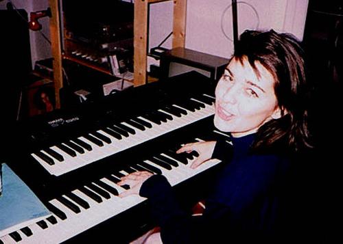 Carmelle Pilon, qui a été pour le band une excellente gérante