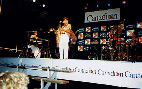 Luc et Yves - Festival International de Jazz de Montréal 93