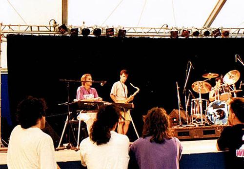 Luc - Yves - Festival International de Jazz de Montréal 92
