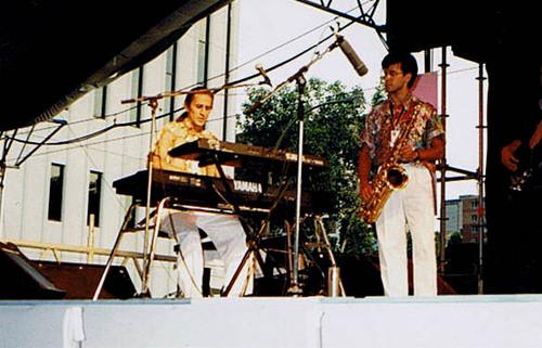 Luc - Yves - Festival International de Jazz de Montréal 93