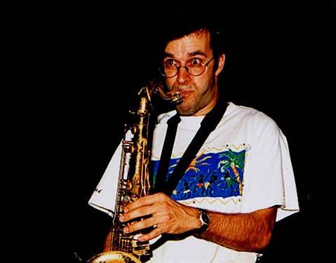 Yves - Concert St-Félicien 95