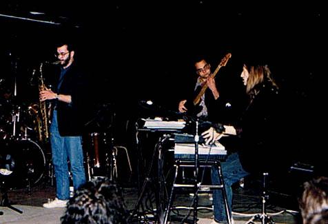 Yves - Alain - Luc - Concert St-Félicien 91
