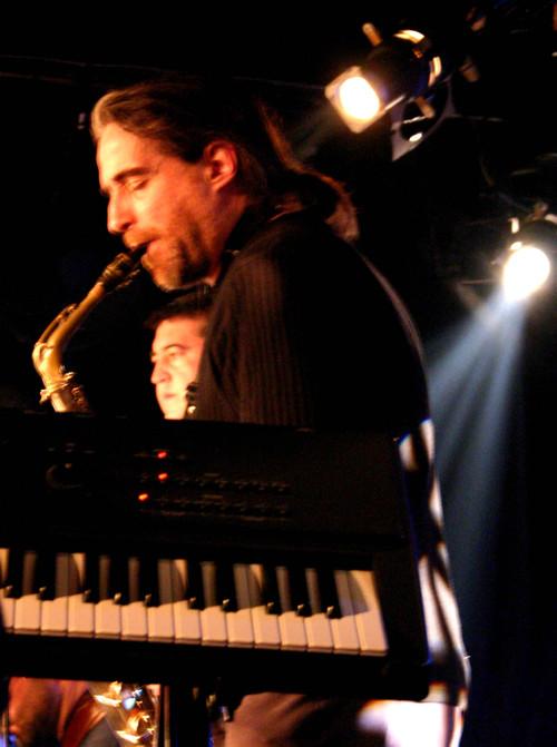 Roberto Murray - Saxophone Alto